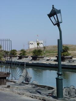 La Redoute de Palavas et le musée Albert Dubout