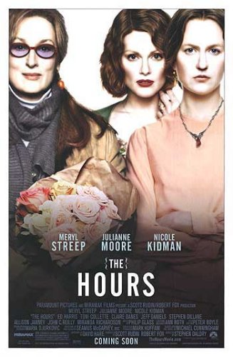 The Hours, l'affiche