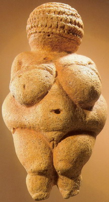 Vénus de Willidorf, âge de pierre