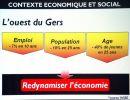 Constat démographique gersois